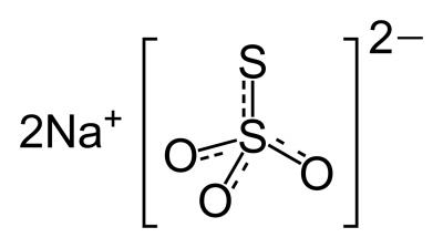 Sodium-thiosulfate-2D